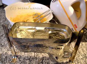 Glutenfreies Osterlamm - Zubereitung