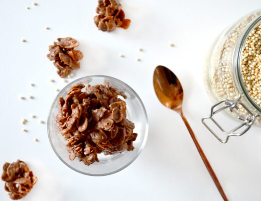Glutenfreie Choco Crossies