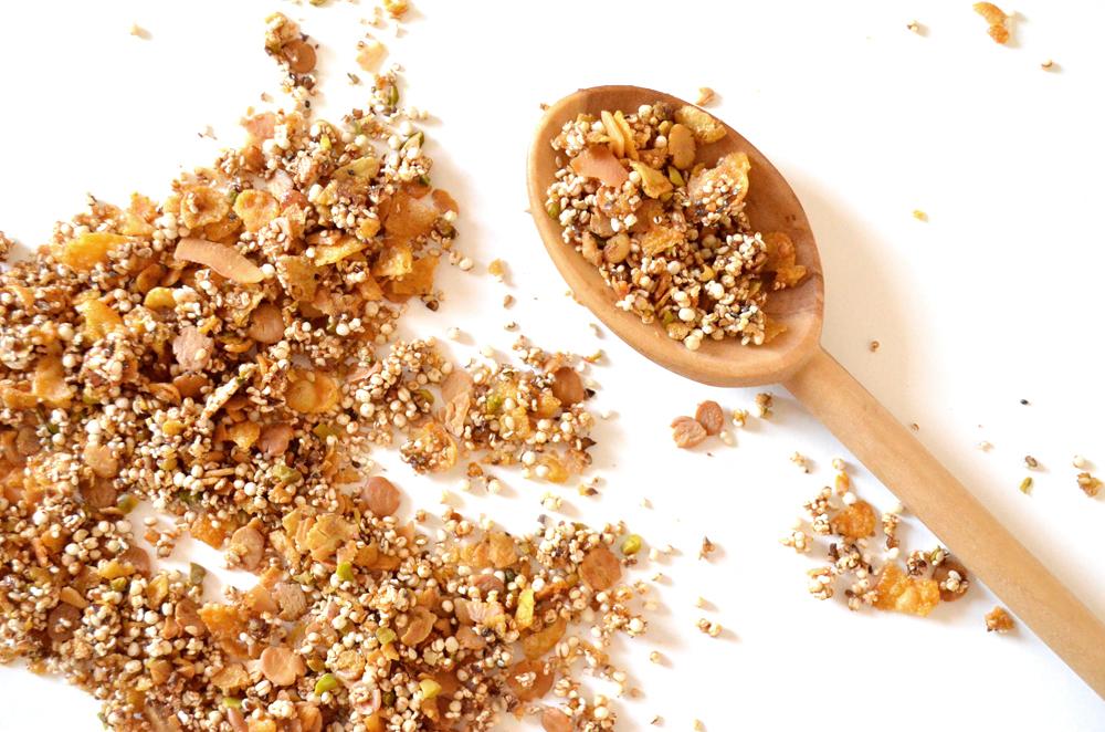 Granola zum Selbermachen