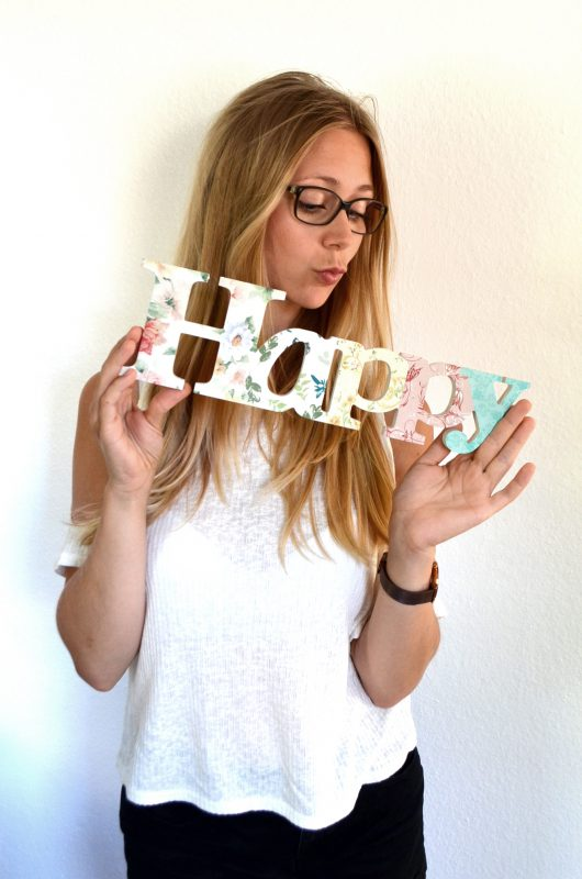 Sophia bloggt auf Betterwithout