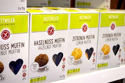 #veggiefreivon16: Glutenfreie Muffins
